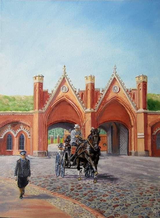 Brandenburger Tor Brandenburgskie Vorota I Avtuhov Brandenburger Tor Westpreussen Preussen