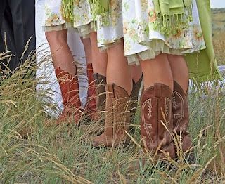 Country Weddings I'm Obsessed