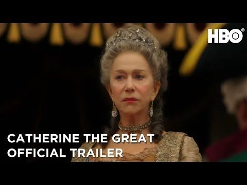 Catherine The Great Miniseries Teaser Trailer Catherine The Great Hbo Hbo Original Series