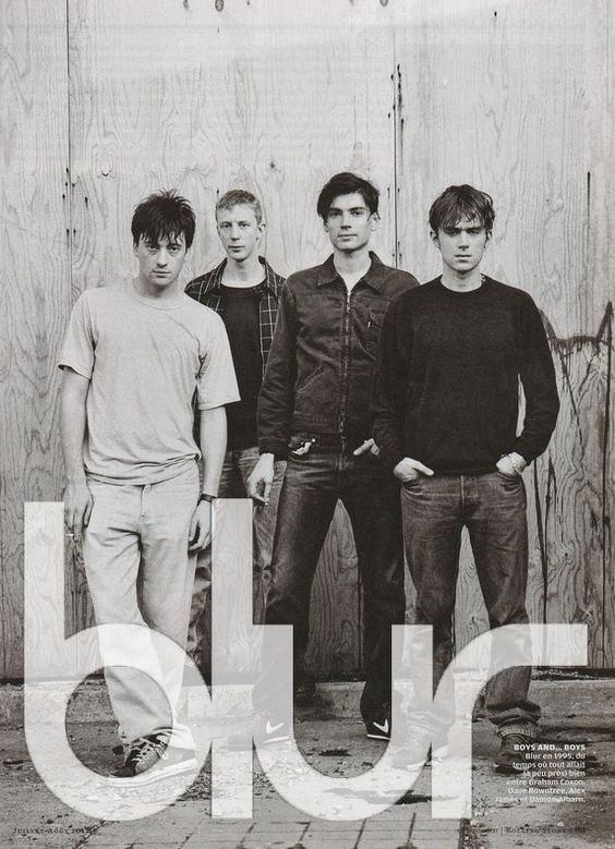 Blur (Parklife, Coffee and TV, Song 2, etc.) - I love Phil Daniels' vocal on Parklife