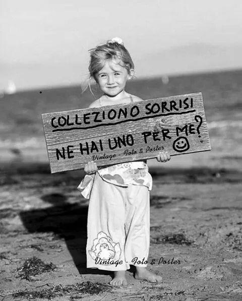 Colleziono sorrisi