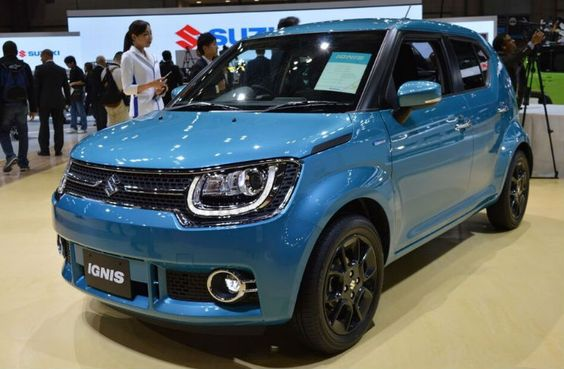 Maruti's Ignis and facelifted Ciaz reserve shelves of Nexa outlets