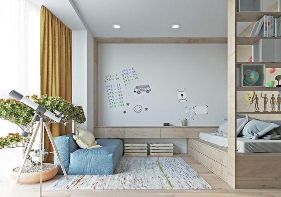 Two muted tone exposed brick pads for young families wall decals pinterest exposed brick bricks and kids rooms