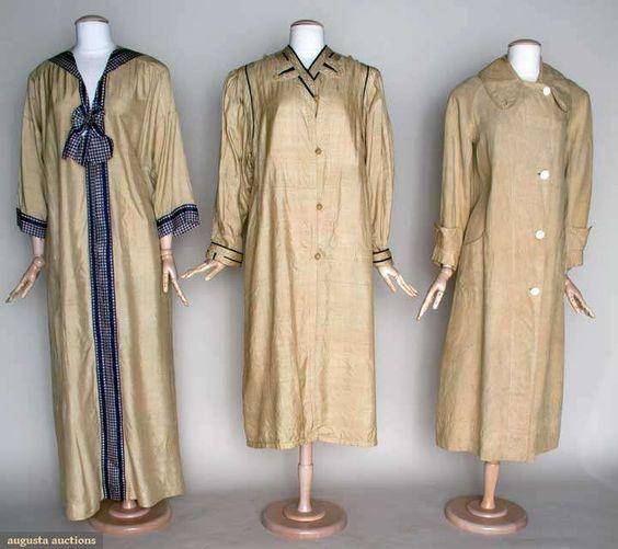 Tan duster coats