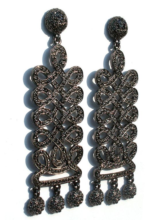 Edie sedgwick, Marcasite and Antique silver on Pinterest