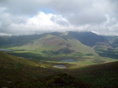 Connor Pass, Ireland