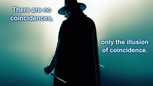 There are NO coincidences Friends Of Liberty Community » Tea Party Community - Tea Party Hub