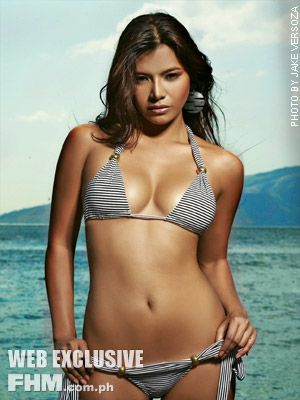 Maria Yasol, model