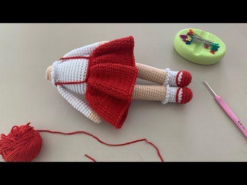 Amigurumi Şirin Bebek Yapımı | Hobimella – El emeği | 360x480