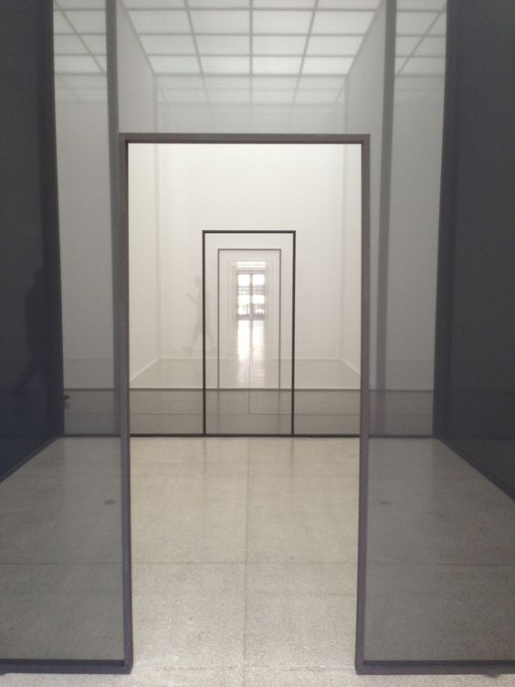 Robert Irwin - Double Blind was utterly mindblowingly beautiful @ #Secession #Wien — at Wiener Secession, Association of Visual Artists.