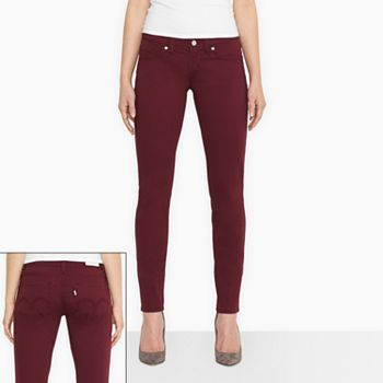 Levi's 524 Skinny Jeans - Juniors | The Trend Report | Pinterest ...