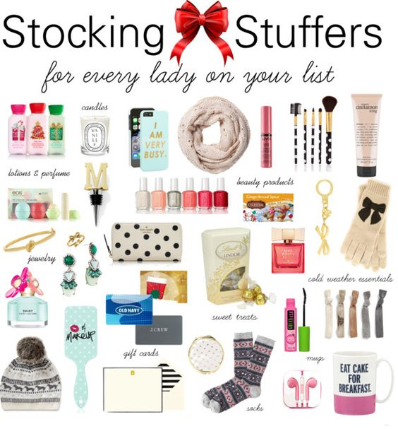 Stocking stuffers for her four season fabulous Unique stocking stuffers adults