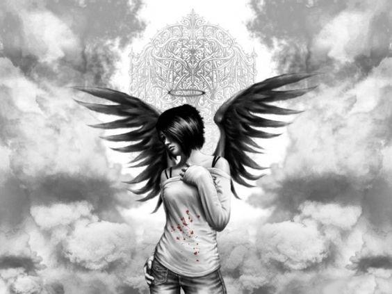Fantasy - angel Wallpaper