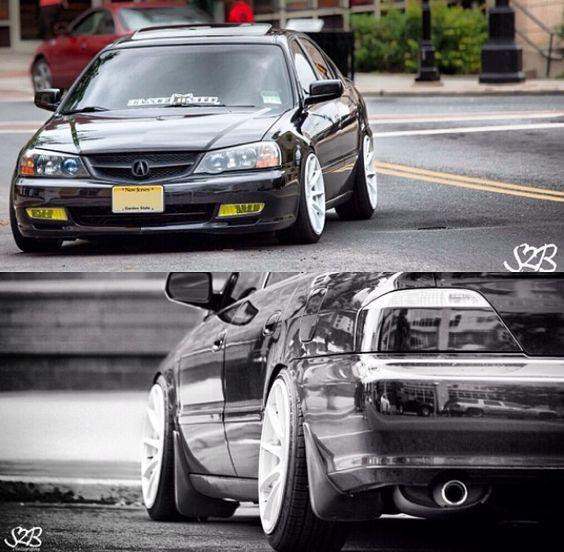 Acura Tl Type S. CLEAN! I Need Those Fog Lights!