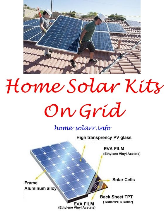 Diy Grid Tie Solar Power House Solar Panels Roof Solar Power Kits