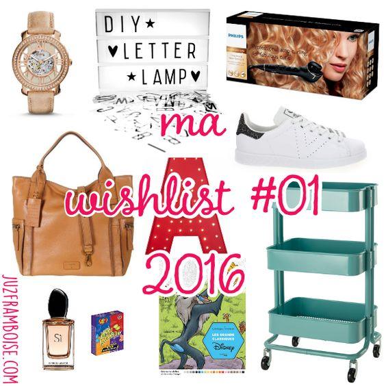 Ma wishlist shopping #01 | Ju2Framboise.com