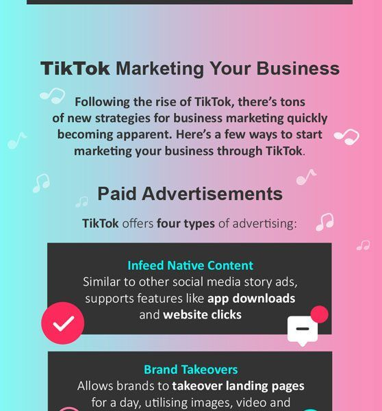 All About Tiktok Best Infographics Infographic Paid Advertising Native Content