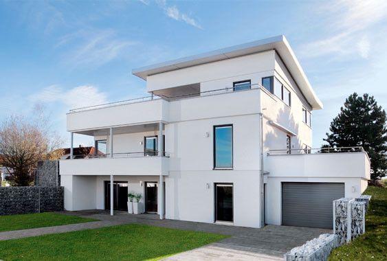 Contemporary Modular Homes Light Gauge Steel Prefab Villa 1