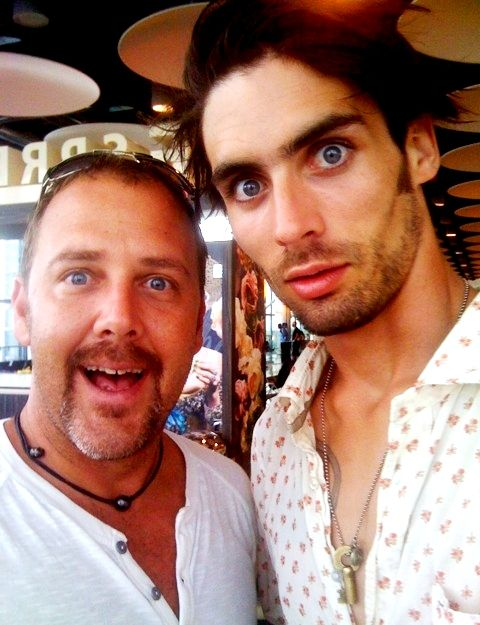 N/a and Tyson Ritter (All-American Rejects)