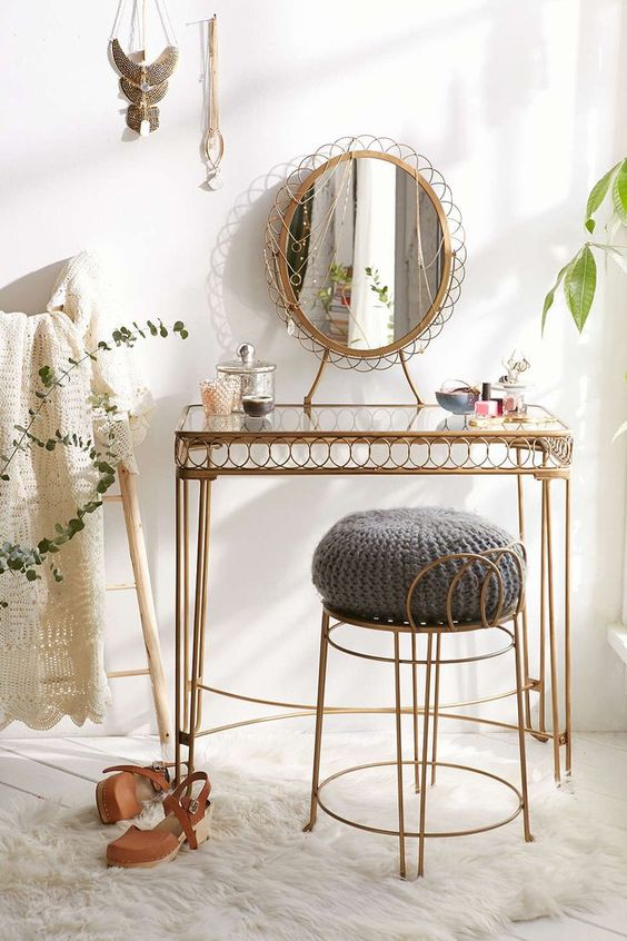 Charming Boho Furniture Decoration