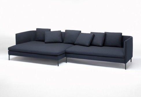 Moderne Milos Sofas - Qualität von BoConcept For the Home - bezugsstoffe fur polstermobel umwelt knoll