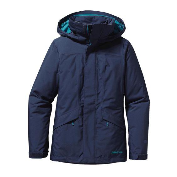 アウトドアウェアを製造、販売しているパタゴニア(patagonia)のオンラインショップ。ウィメンズ・インサレーテッド・スノーベル・ジャケットを販売しています。