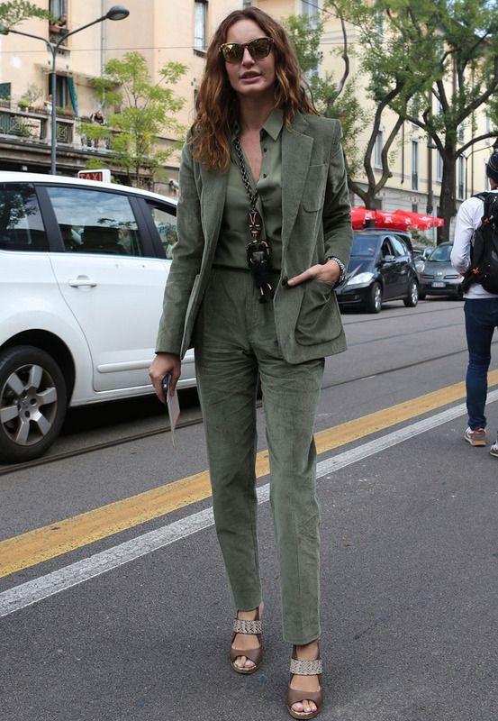 La reinvención del traje - Tendencias - Moda Primavera Verano 2013 - Elle - ELLE.ES