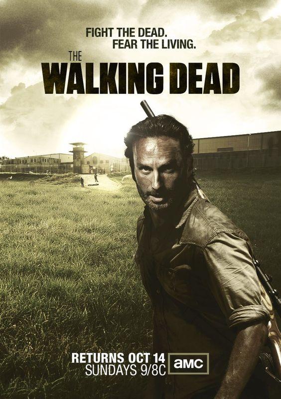 The Walking Dead Season 3 Poster by jevangood on DeviantArt