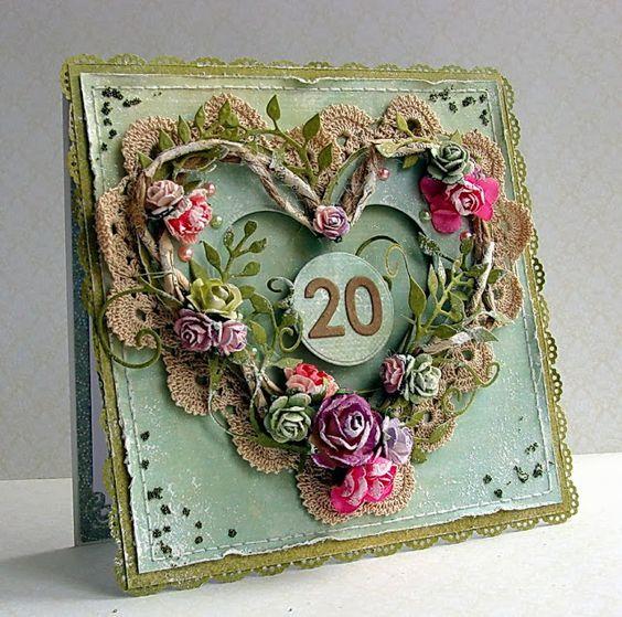 Dorota_mk: sweet card