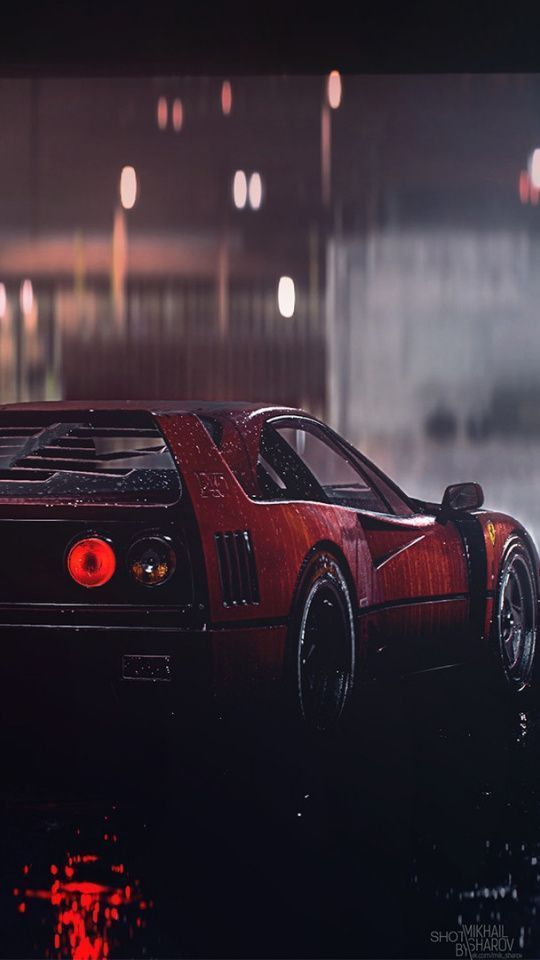 13 Ferarri F40 Cars Every Guy Dreams Of Ferrari F40 Car Wallpapers Classic Cars
