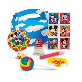 Hallmark 221707 Disney Mickey Fun and Friends Party Favor Box #Disney
