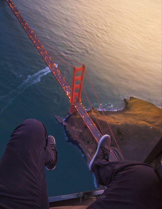 Photography / Above The Bridge...