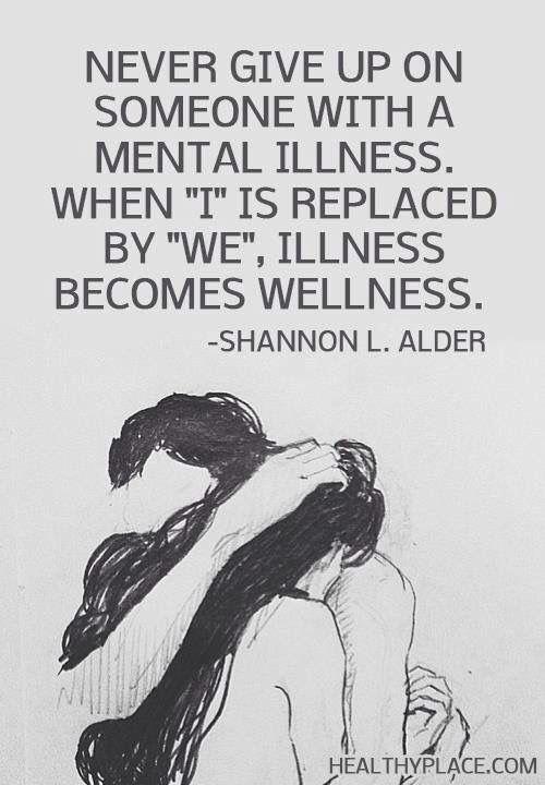Illness can become wellness