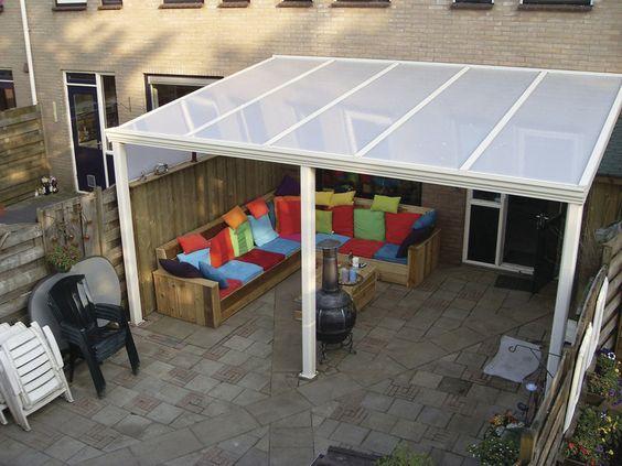 Toits de terrasse pergola dimensions home sweet home for Amenagement veranda terrasse