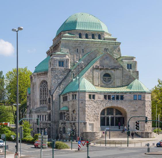 Wunderschöne Alte Synagoge in #Essen