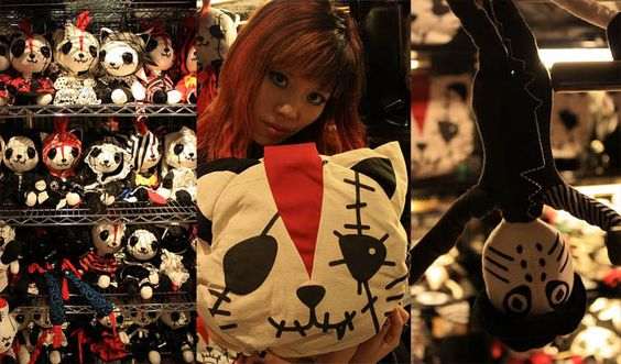 cool anime store in texas   shops in tokyo japan, HANGRY & ANGRY, SIXH HARAJUKU STORES, ANIME ...