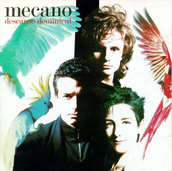 mecano descanso dominical | Mecano/Descanso Dominical (192kbps)