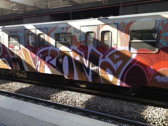 Roma Trains