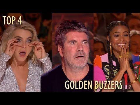Top 4 Golden Buzzer On America S Got Talent 2019 America S Got