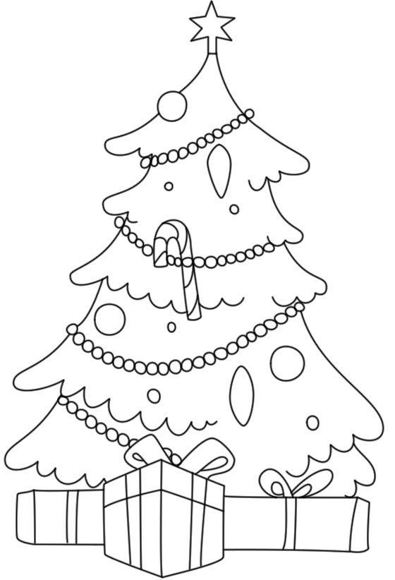 window color malvorlagen weihnachtsbaum – Ausmalbilder für kinder ...
