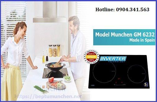 Tại sao bếp từ Munchen lại luôn đắt khách