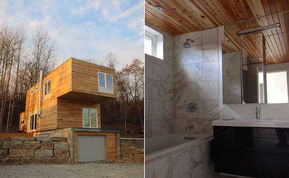 Shipping containers brighton and shipping container homes on pinterest - Meka shipping container homes ...