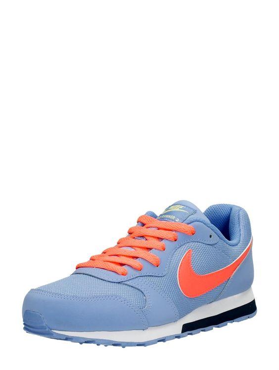 Nike MD Runner 2 meiden sneaker - lila