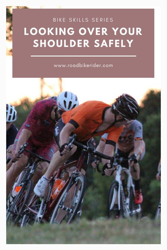 Looking Back While Cycling Try These Safety Tips Mountain Bike