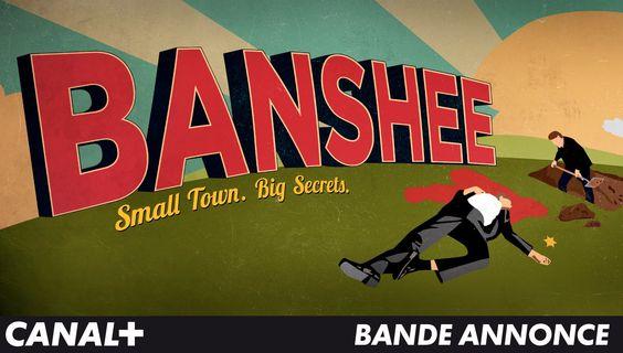 BANSHEE - Saison 1 - Bande annonce CANAL+ Officielle [HD]