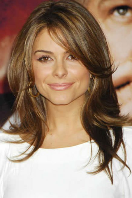 Astounding For Women Long Hairstyles And Highlights On Pinterest Short Hairstyles Gunalazisus