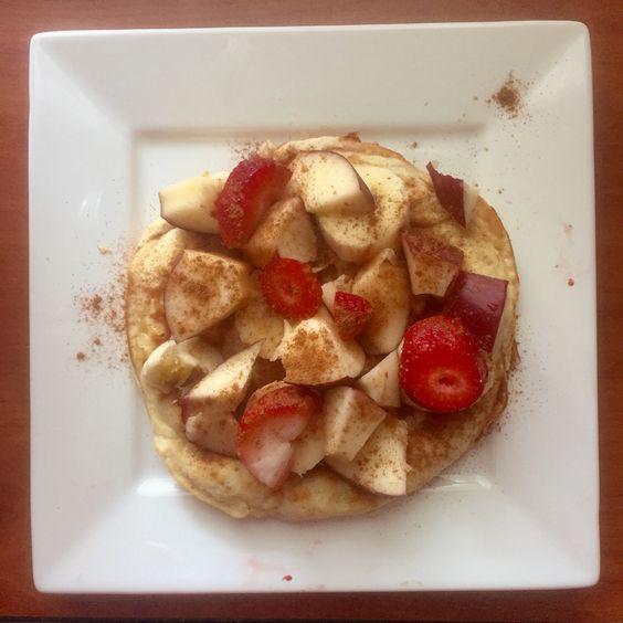 Fruit Pancake ❤️
