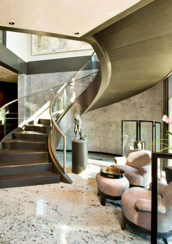 38 Luxury Spiral Staircase Suggestions Built To Impress Modern