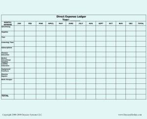 Daycare Payment Spreadsheet Template Spreadsheet Template