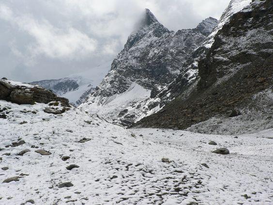 Vanoise - Été 2010 - Randonnée vers le refuge des Evettes. #vanoise #hautemaurienne #alpes #montagne #mountain #refugedesevettes